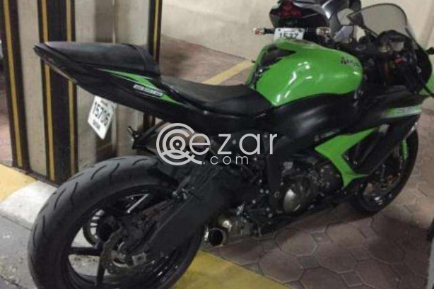 Sport Bike Kawasaki Kawasaki Zx6r 636 Model 2014 For Sale In Qatar