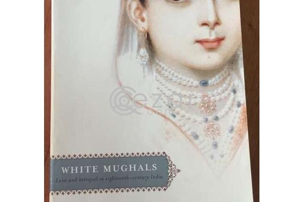 WHITE MUGHALS by William Dalrymple photo 1