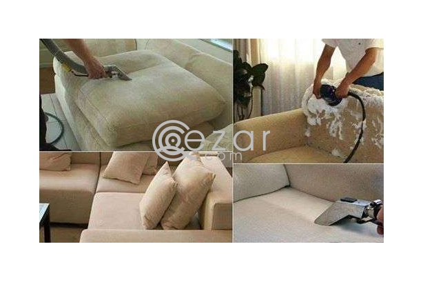 Café, Bar Restaurants Chairs Sofa Cleaning Home Mattress Shampooing Cleaning Flat Cleaning Services Al DayyenQatar , photo 1