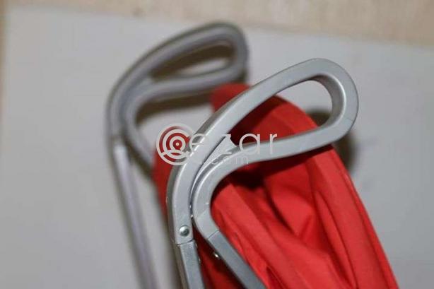 Silver cross dazzle stroller photo 6