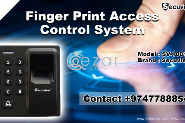 Finger Print Access Control System photo 1