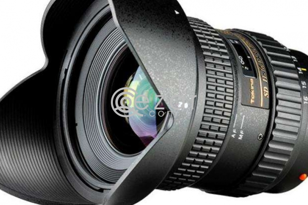 Tokina 11-16mm f/2.8 AT-X Pro DX II Lens For Canon photo 1