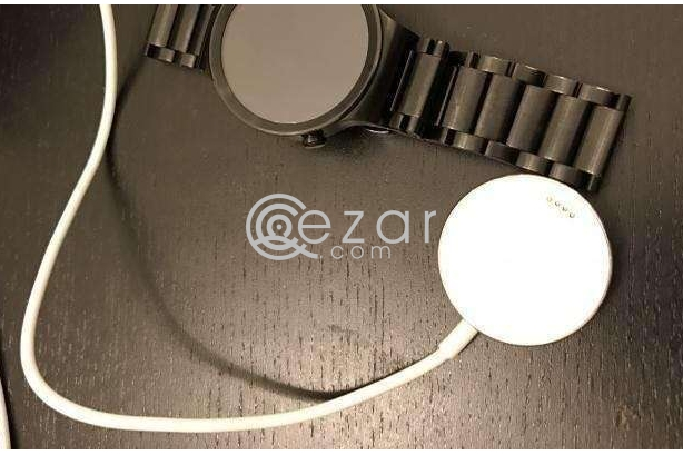 Huawei Watch Android Watch Black Steel Belt photo 4
