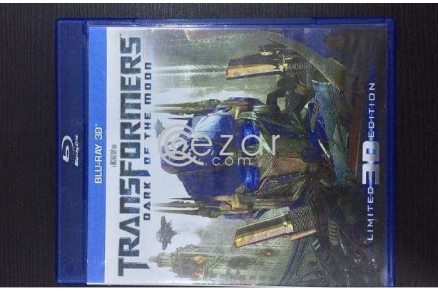 Bluray movie and PS4 games!! photo 3