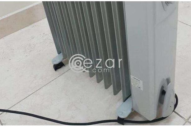Radiator heater photo 1