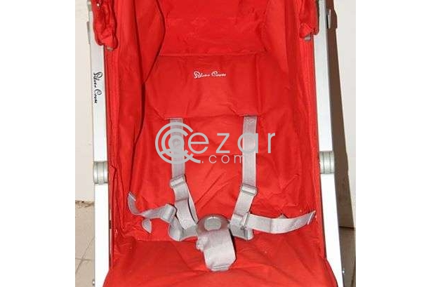 Silver cross dazzle stroller photo 12