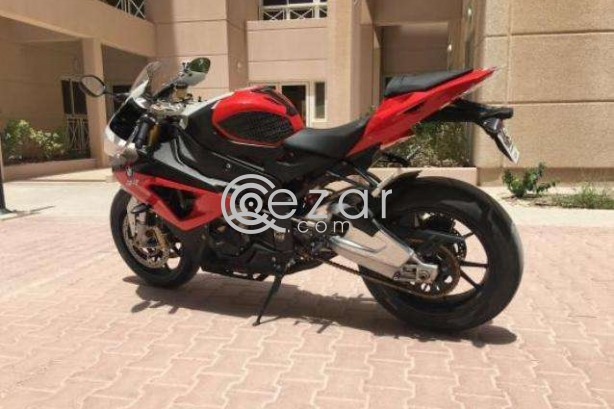 Bike BMW S1000 RR only 2700 km in rare condition photo 3