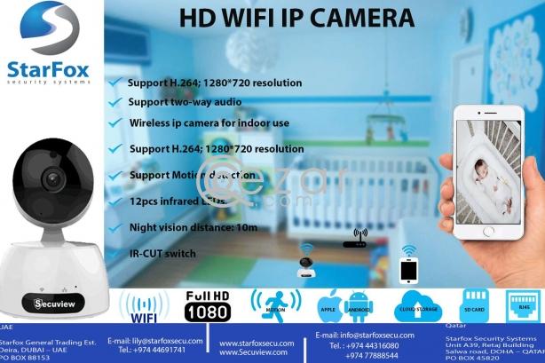 secuview wifi ip cctv camera photo 1