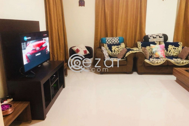 Sharing 2bhk fully furnished flat near Almeera mansoura photo 4