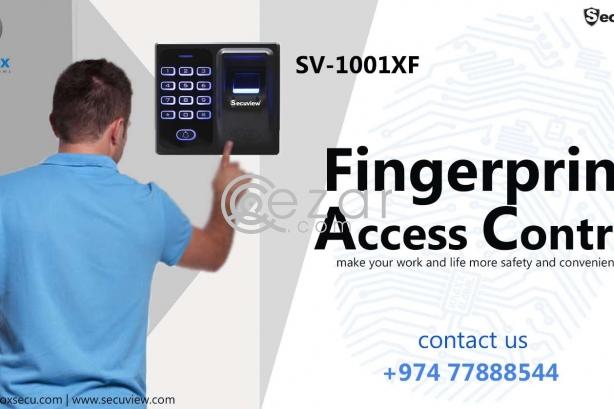 Secuview Fingerprint access control photo 3