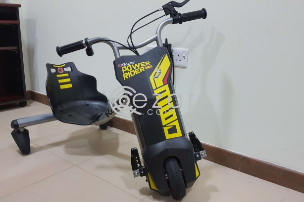POWER RIDER (FINAL REDUCTION) photo 1