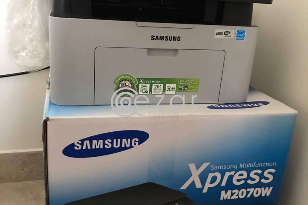 Samsung Black and white laser jet ink (almost full) photo 1