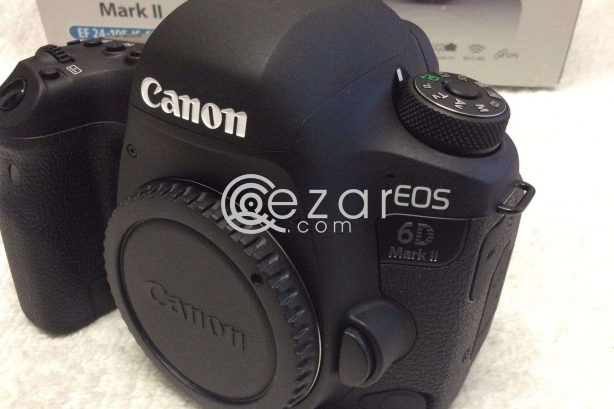 Canon EOS 6D Mark II DSLR Camera with 24-105mm f/4 Lens!! LIKE NEW! photo 3