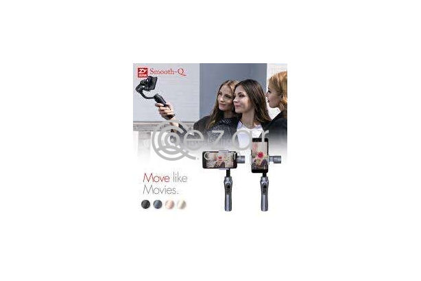 Zhiyun Smooth-Q 3 Axis Handheld Gimbal for Smartphone photo 4