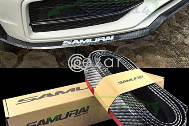 Samurai Lip Carbon Fiber photo 2