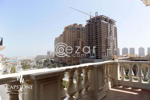 Serene Home 3 B/R Apt. at Qanat Quartier - FREE 1 MONTH RENT photo 8