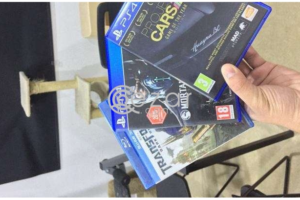 Bluray movie and PS4 games!! photo 4