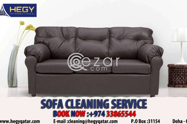 Carpet and sofa Cleaning Services in Qatar- call us photo 1