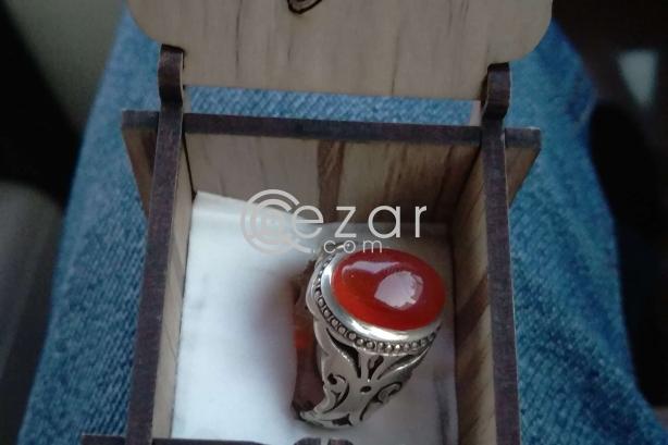 Agate Yamane Rings photo 1