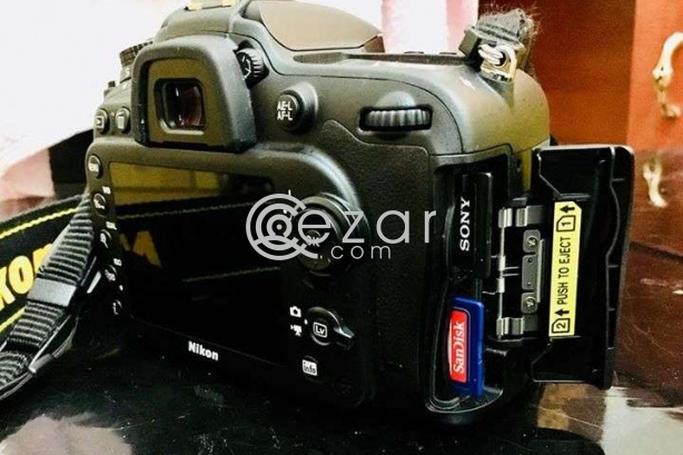 New Nikon 7100 Perfect condition photo 5