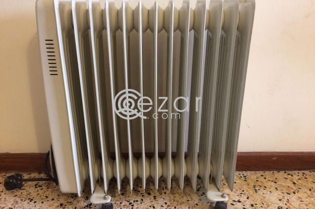 Sunstech Oil Heater photo 3