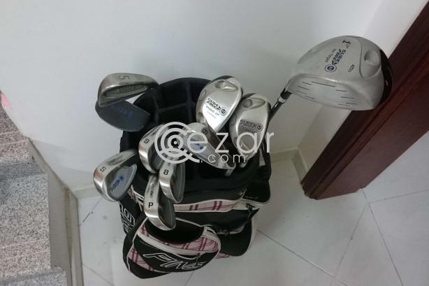 Golf set for sale photo 1