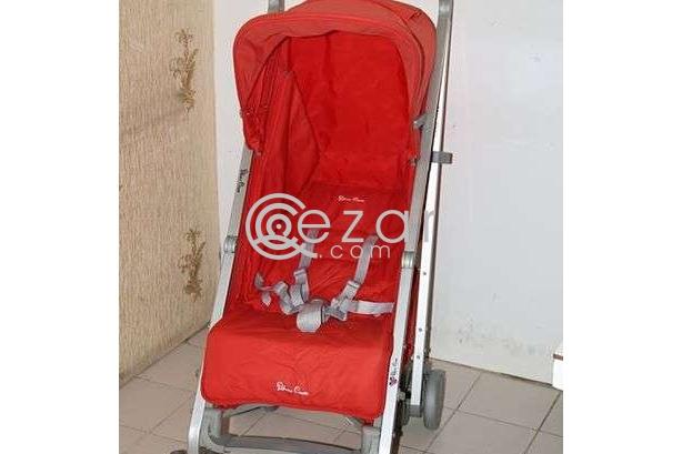 Silver cross dazzle stroller photo 3