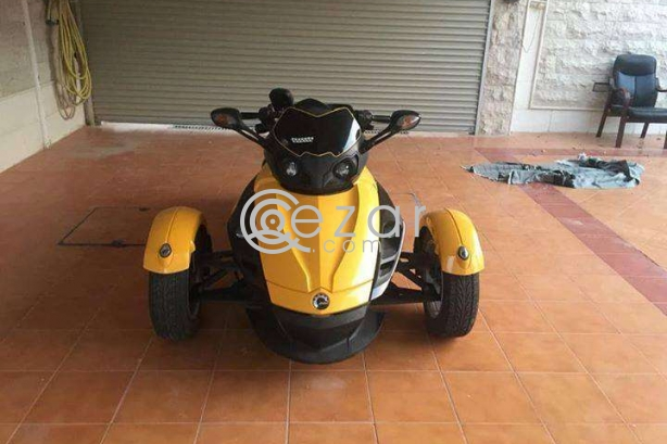 Can-am Spyder SE5 2009 photo 4