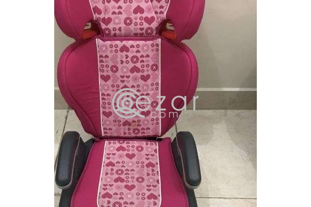Car seat ( Booster ) photo 1