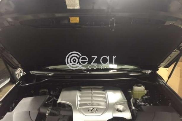 2016 Lexus LX 570 user full option photo 4