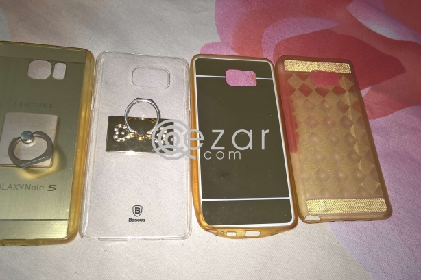 Samsung note5 back covers photo 1