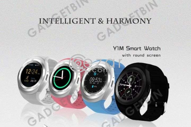 Y1M ,Touch Screen Bluetooth Activity Tracker Smartwatch photo 4
