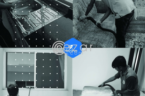 Villa Cleaning, SOFA, CARPET, MATTRESS cleaning Qatar photo 1