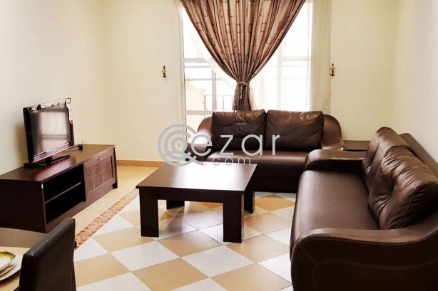 Affordable Semi Furnished 2 Bedrooms Apartment photo 2