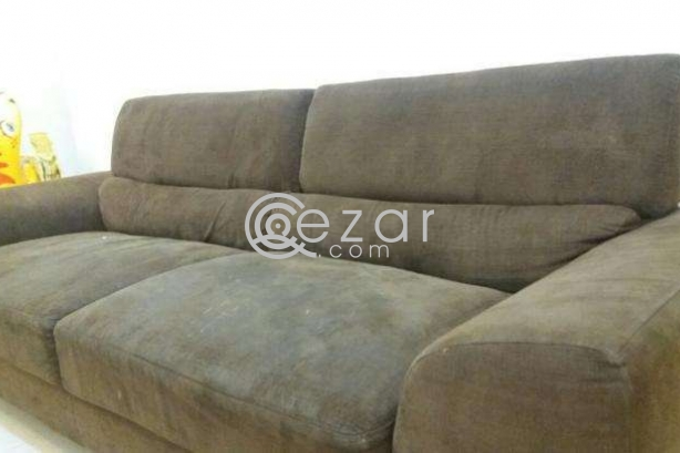 Sofa- FREE- Only today photo 1