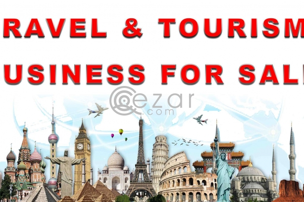 TRAVEL & TOURISM BUSINESS FOR SALE photo 1