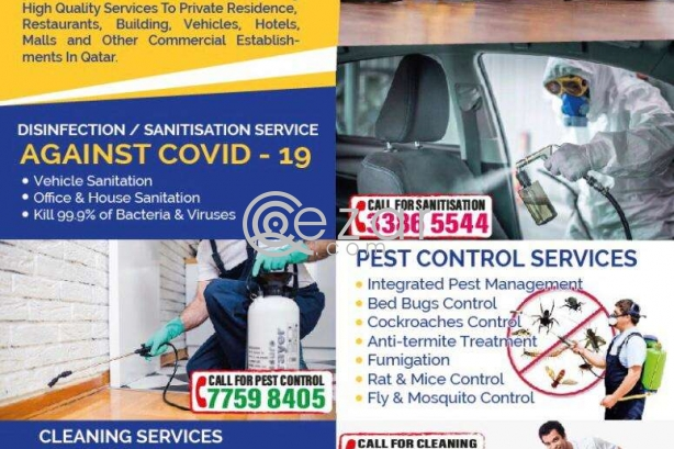 Sofa and Mattress Cleaning service in Doha Qatar photo 1