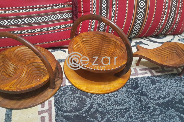 Wooden Handicrafts for daily use and Decorate photo 2