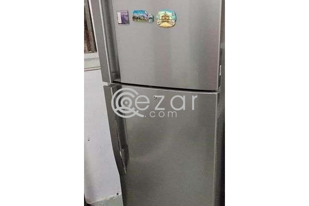 LG refrigerator For sale Very Good condition photo 1