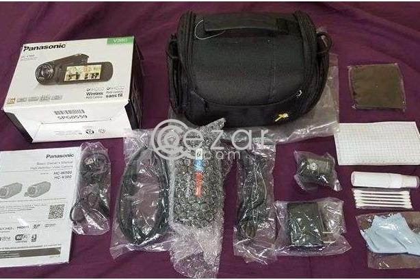 Panasonic HC-V380 Wifi Video Camcorder photo 3
