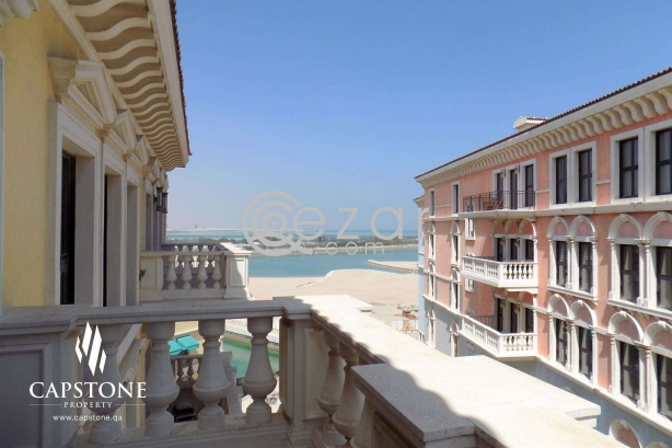 Serene Home 3 B/R Apt. at Qanat Quartier - FREE 1 MONTH RENT photo 9