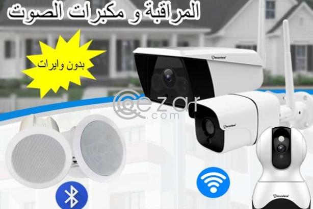 الحل المثالي لكاميراث المراقبة ومبكرات الصوت بدون photo 1