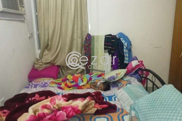 Fully furnished room photo 1