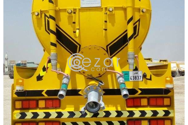 Sewage Tanker for sale photo 3