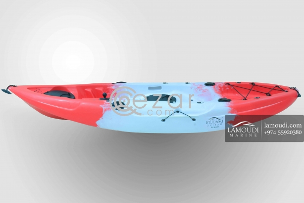 kayak with different sizes photo 3