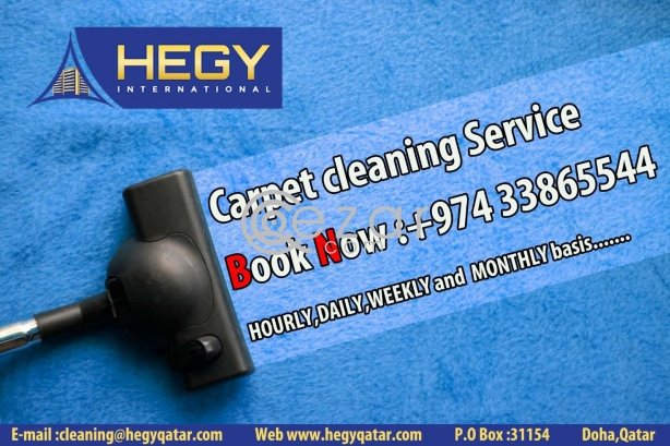 Carpet and sofa Cleaning Services in Qatar- call us photo 2