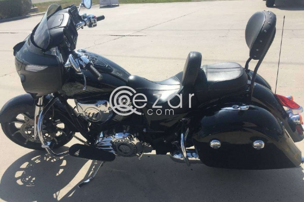 2017 Indian CHIEFTAIN LIMITED photo 3