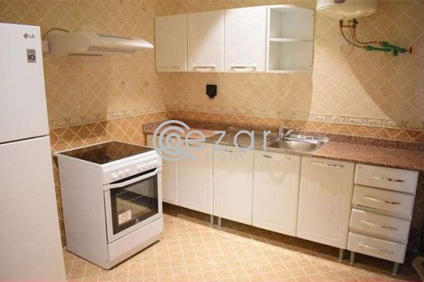 LUXURIOUS 2-BHK APARTMENTS for FAMILY & EXECUTIVE BACHELORS - FULLY FURNISHED - UMM GHUWAILINA photo 6