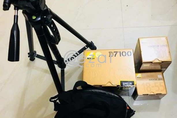New Nikon 7100 Perfect condition photo 6