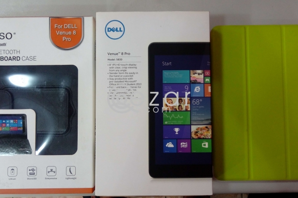 Computers and Networking, Tablets, Dell Venue 8 Pro in Qatar